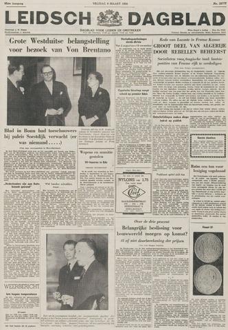 Leidsch Dagblad 1956-03-09