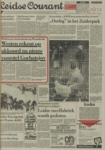 Leidse Courant 1987-03-02