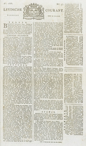 Leydse Courant 1828-03-26