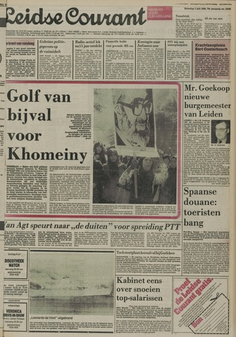 Leidse Courant 1980-07-05