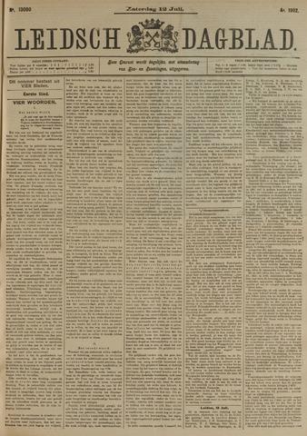 Leidsch Dagblad 1902-07-12
