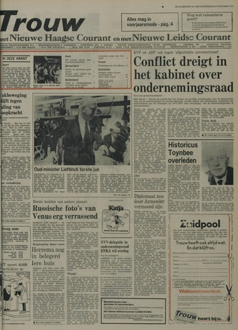 Nieuwe Leidsche Courant 1975-10-23