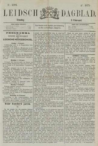 Leidsch Dagblad 1875-02-02