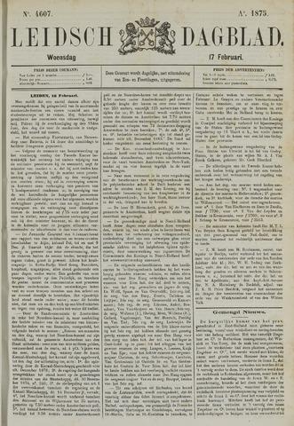 Leidsch Dagblad 1875-02-17