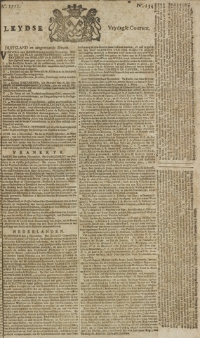 Leydse Courant 1771-11-08