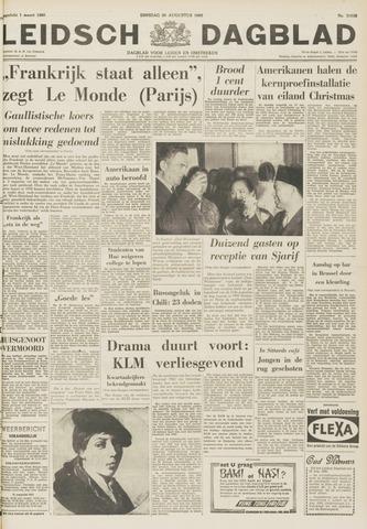 Leidsch Dagblad 1963-08-20