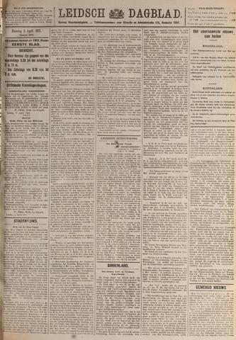 Leidsch Dagblad 1921-04-05