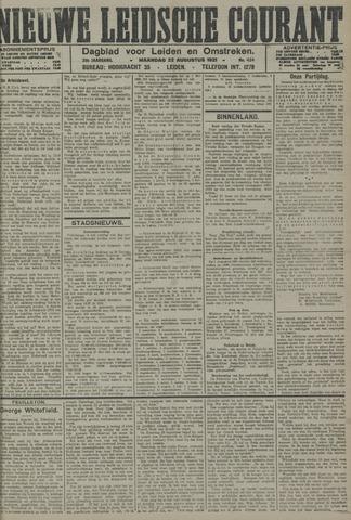 Nieuwe Leidsche Courant 1921-08-22