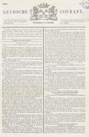 Leydse Courant 1856