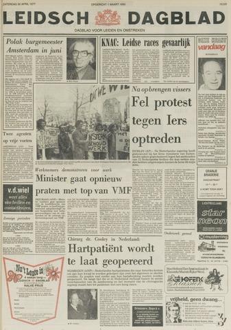 Leidsch Dagblad 1977-04-30