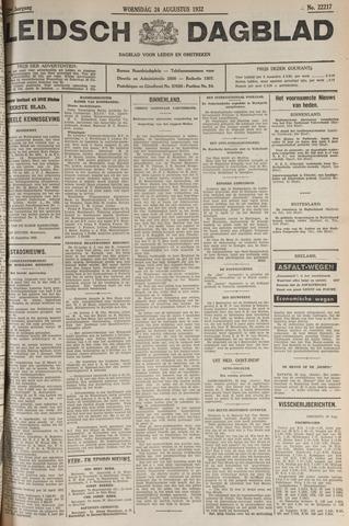 Leidsch Dagblad 1932-08-24