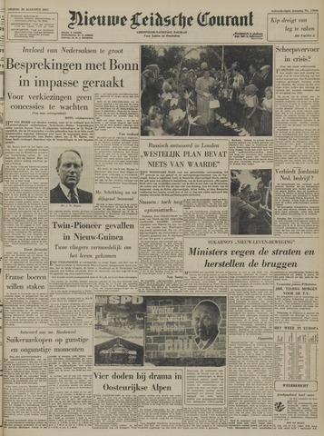 Nieuwe Leidsche Courant 1957-08-30