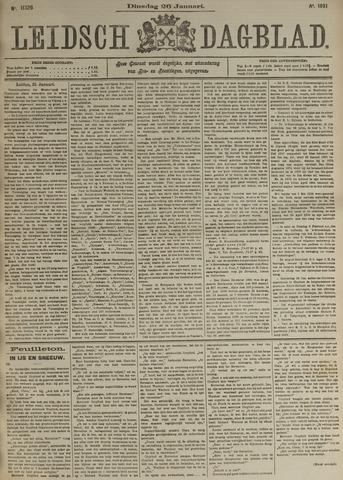 Leidsch Dagblad 1897-01-26