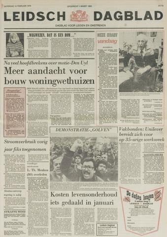Leidsch Dagblad 1979-02-10