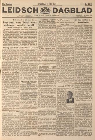 Leidsch Dagblad 1942-05-20