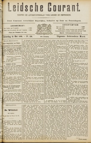 Leydse Courant 1890-05-31