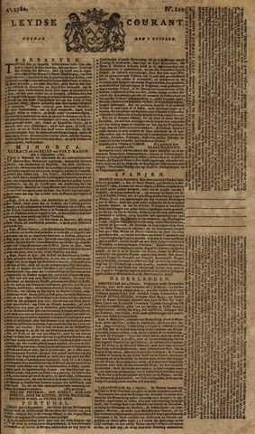 Leydse Courant 1780-10-06