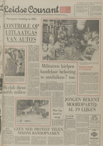 Leidse Courant 1973-08-10