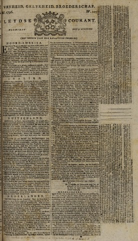 Leydse Courant 1796-08-31