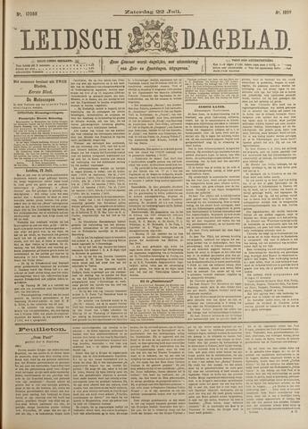 Leidsch Dagblad 1899-07-22