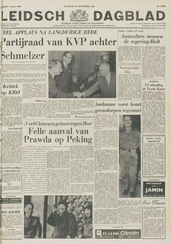 Leidsch Dagblad 1966-11-28