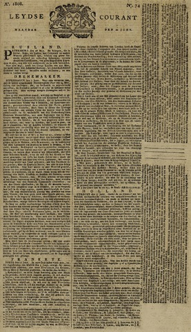 Leydse Courant 1808-06-20