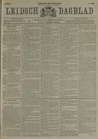 Leidsch Dagblad 1909-02-23