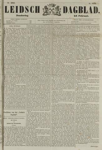 Leidsch Dagblad 1870-02-24