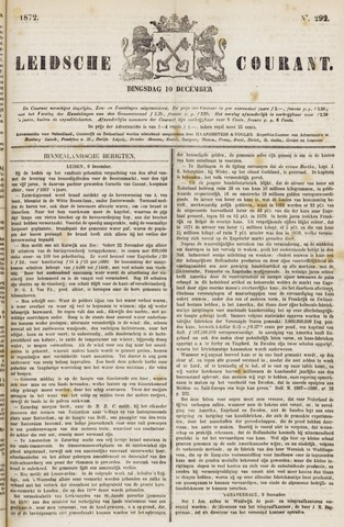 Leydse Courant 1872-12-10
