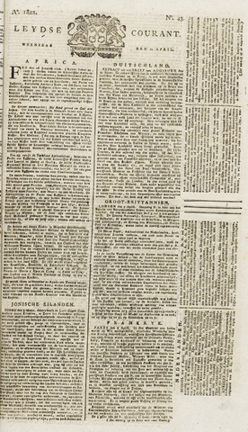 Leydse Courant 1822-04-10