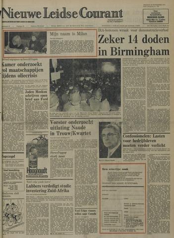 Nieuwe Leidsche Courant 1974-11-22