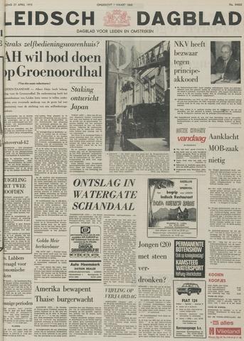 Leidsch Dagblad 1973-04-27