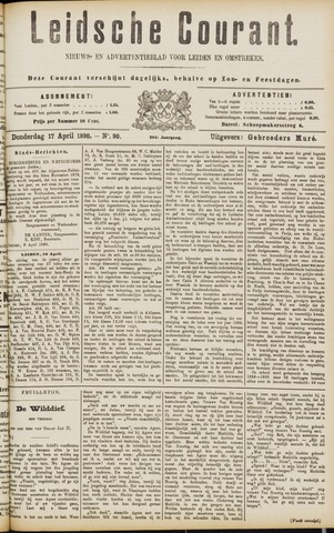 Leydse Courant 1890-04-17