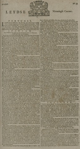 Leydse Courant 1727-03-31