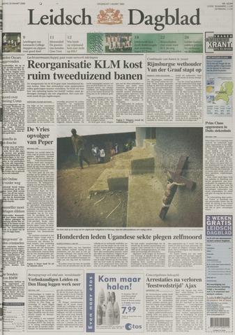Leidsch Dagblad 2000-03-20