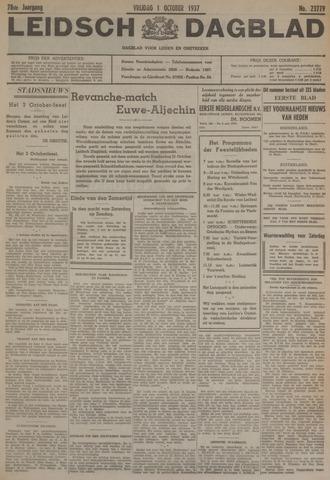 Leidsch Dagblad 1937-10-01