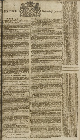 Leydse Courant 1773-08-18