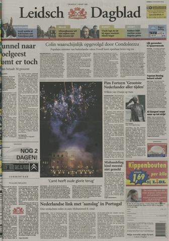 Leidsch Dagblad 2004-11-16