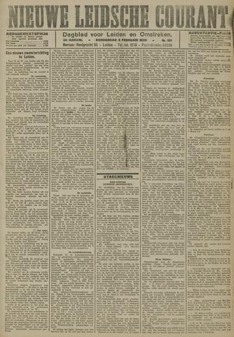 Nieuwe Leidsche Courant 1923-02-08
