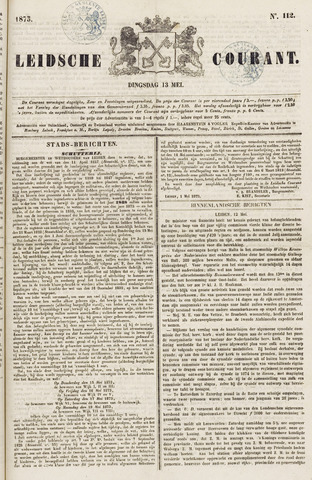 Leydse Courant 1873-05-13