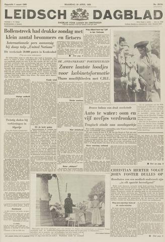 Leidsch Dagblad 1959-04-20