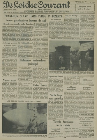 Leidse Courant 1961-07-21