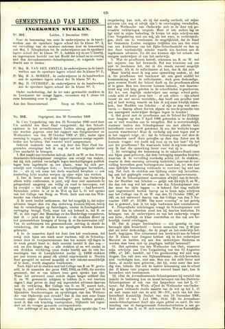 Handelingen van de Raad 1906-12-01