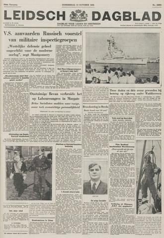 Leidsch Dagblad 1955-10-13