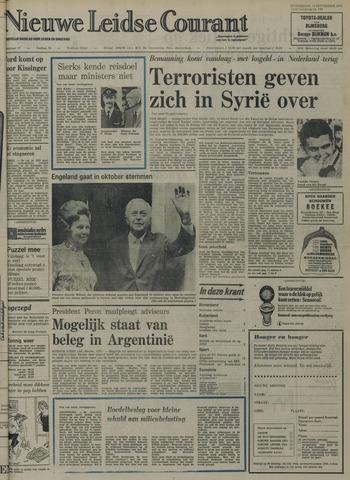 Nieuwe Leidsche Courant 1974-09-19