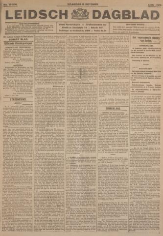 Leidsch Dagblad 1923-10-08