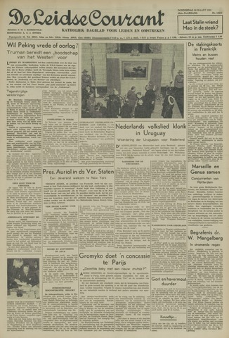 Leidse Courant 1951-03-29