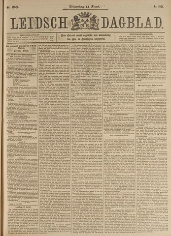 Leidsch Dagblad 1901-06-11