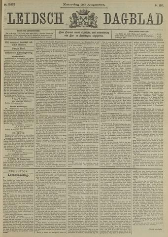 Leidsch Dagblad 1911-08-26