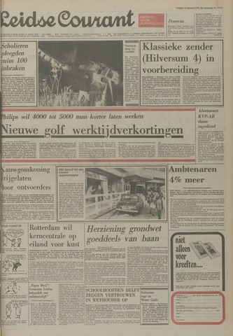 Leidse Courant 1975-01-24
